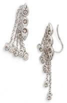 Luv Aj Women's Poise Dangle Crawler Earrings