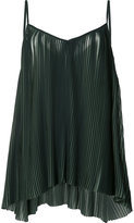 Just Female pleated cami - women - Polyester - M