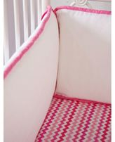 Caden Lane Girly Zig Zag Bumper