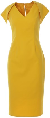 Dalb Susur Mustard Dress