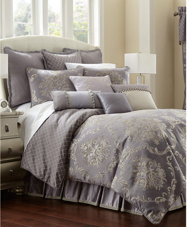 Waterford CLOSEOUT! Manor House Queen Duvet Cover