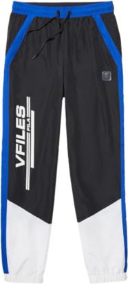Fila X VFILES Gradin Track Pants - Black / Blue
