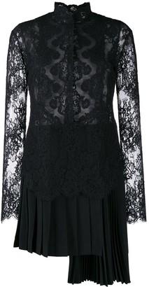 Ermanno Scervino lace cocktail dress
