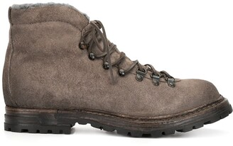 Officine Creative Kontra/008 hiking boots