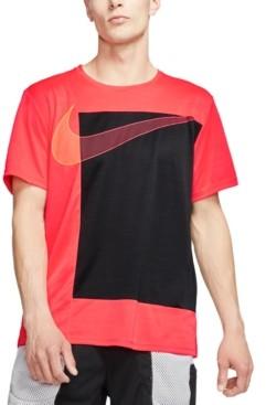Nike Men's Superset Colorblocked Training T-Shirt
