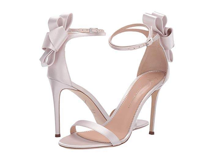 79d518f9727 Alina Bow Heel Sandal