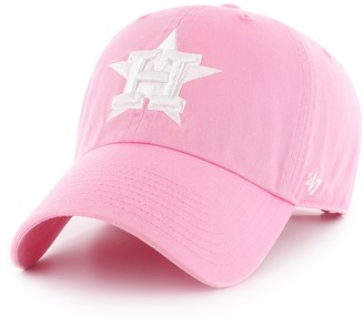 '47 Women's Houston Astros Rose Clean Up Adjustable Hat