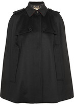 Burberry Cashmere Cape - Black