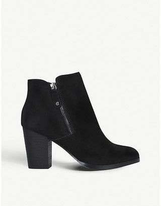 Aldo Naedia suede ankle boots