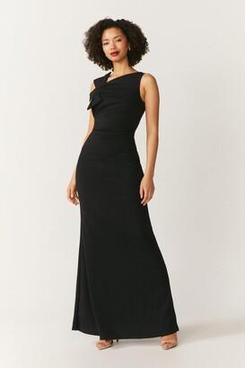 Coast Shoulder Bow Maxi Dress
