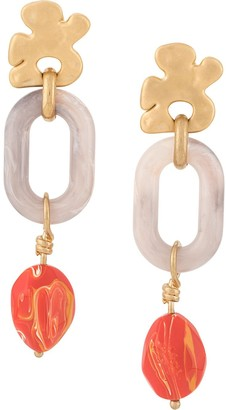 Ports 1961 Bead Drop Earrings