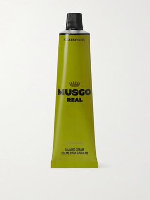 Claus Porto Spiced Citrus Shaving Cream, 100ml