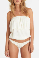 Billabong Creme Tube Top
