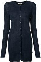 Mantu long length buttoned cardigan