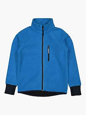 Polarn O. Pyret Children's Windproof Fleece Jacket