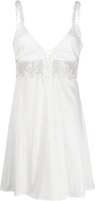La Perla Lace Night Gown