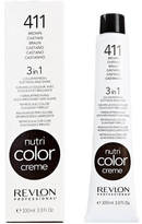 Revlon Professional Nutri Color Creme 411 Cold Brown 100ml