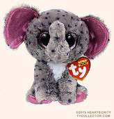 Ty.com New TY Beanie Boos SPECKS the Spreckled Elephant (Glitter Eyes) (Regular Size - 6 inch)Cute Plush Toys 6'' 15cm Ty Plush Animals Big Eyes Eyed Stuffed Animal Soft Toys for Kids Gifts ...