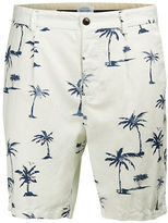 Jack and Jones Regular-Fit Linen Blend Chino Shorts