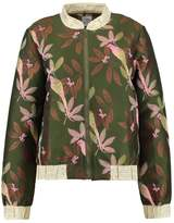 Culture IZETTE Bomber Jacket army delight
