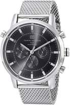Tommy Hilfiger Men's 1790877 Sport Luxury Multi-Function Dial Stainless Steel Bracelet Watch