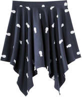 Joe Fresh Kid Girls' Handkerchief Skirt, Print 1 (Size S)