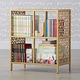 Genevieve Gorder Metal Bookcase
