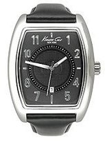 Kenneth Cole New York Leather Collection Dial Men's watch #KC1709