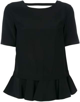 Dondup Adara peplum blouse