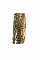 House Of Harlow Tribal Wrap Ring in Gold
