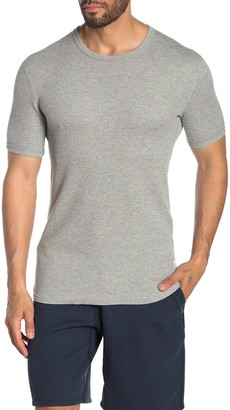 Reigning Champ Short Sleeve Thermal Knit T-Shirt