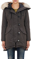 Moncler Women's Arriette Coat-DARK GREEN