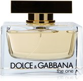 Dolce & Gabbana the One for Women Eau De Parfum Spray, 2. 5-Ounce /75ml.