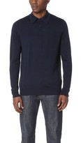 Sunspel Knitted Long Sleeve Sweater