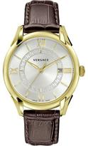 Versace Apollo Collection V10030015 Men's Stainless Steel Quartz Watch