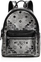 MCM Stark Small Stud Backpack