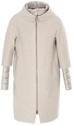 Herno Padded Lining Zipped Coat
