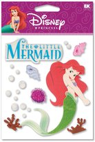 EK Success Disney Ariel Dimensional Sticker