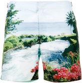 Orlebar Brown Bulldog seaside rapids swim shorts - men - Polyester - 28