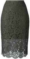Diane von Furstenberg 'Glimmer' pencil skirt - women - Cotton/Polyamide/Polyester/Viscose - 4