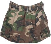 Marc Jacobs Camouflage Skirt