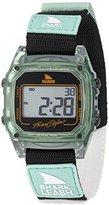 Freestyle Unisex 10027029 Shark Leash Digital Display Japanese Quartz Green Watch