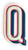 Anya Hindmarch 'Q' bag patch