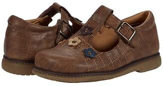 Rachel Ivy (Toddler) (Tan) Girl's Shoes