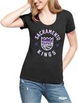 '47 Women's Sacramento Kings Club Script T-Shirt
