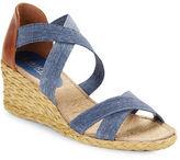 Lauren Ralph Lauren Cortney Espadrilles Wedge Sandals