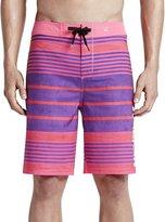 Hurley MBS0004560 Mens Phantom Hightide Boardshort, Pink/Purple