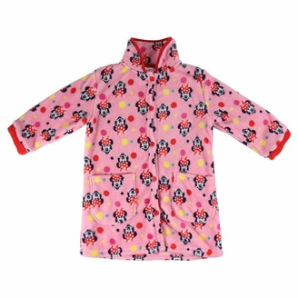 CERDA ARTESANIA Girl's Batin Coral Minnie Boys Dressing Gown