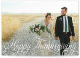 Minted Classic Merry Thanksgiving Cards