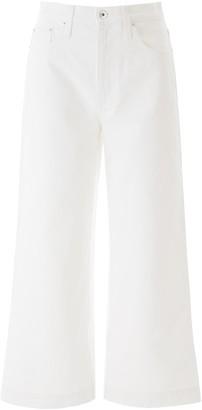 Nanushka ramos palazzo jeans